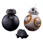 Star Wars Episode VIII MMS AF 2-Pack 1/6 BB-8 & BB-9E
