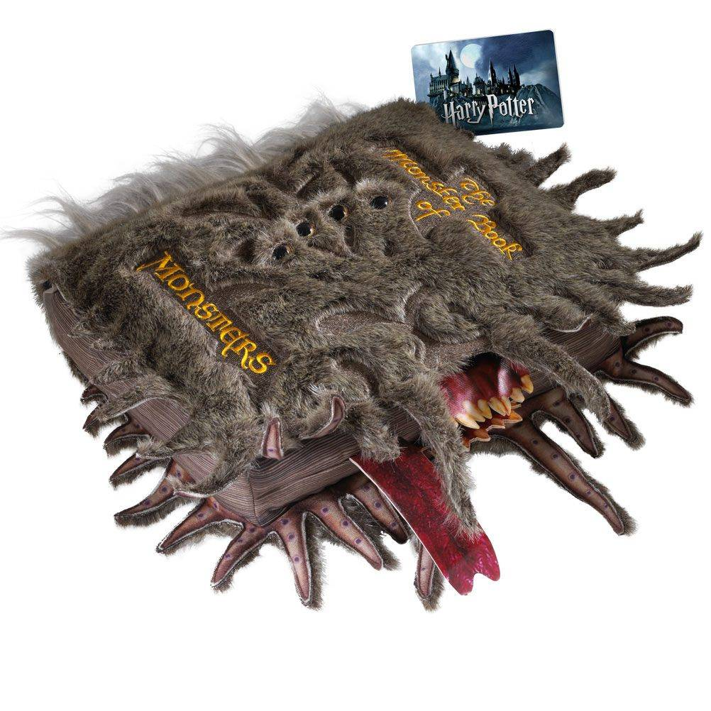 Harry Potter Book Monster ~ Harry potter collectors plush the monster book of monsters