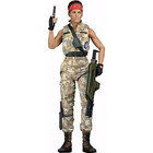 Aliens Series 12 Private Jenette Vasquez Action Figure [BDUs]