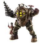 BioShock Action Figure 2-Pack 1/6 Big Daddy und Little Sister 32 cm