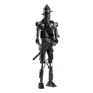 Star Wars Actionfigur 1/6 IG-88 Sideshow Exclusive 35 cm