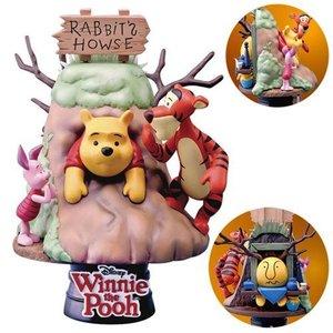 Disney Select: Winnie the Pooh Diorama