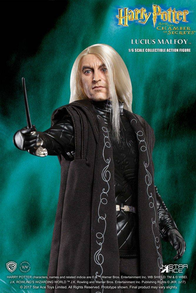 harry potter my favourite movie action figure 1 6 lucius