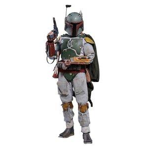 Star Wars Episode V Movie Masterpiece Action Figure 1/6 Boba Fett Deluxe Version 30 cm
