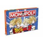 Dragon Ball Z Brettspiel Monopoly * English Version *