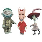 Nightmare before Christmas Deluxe Dolls Lock, Shock & Barrel 13 cm