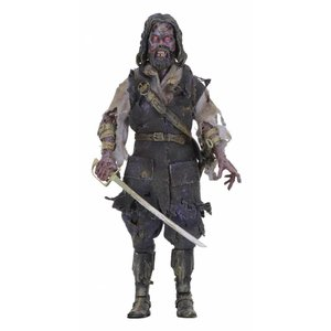 The Fog Retro Action Figure Captain Blake 20 cm