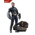 Avengers Infinity War MMS AF 1/6 Captain America Movie Promo Edition 31 cm