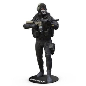 Call of Duty Action Figure Simon 'Ghost' Riley 18 cm