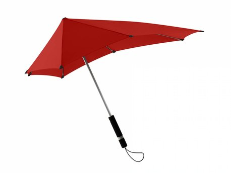 Stormparaplu original Passion Red Senz
