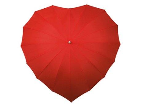 Hartvormige paraplu windproof
