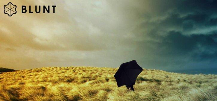 Blunt Stormparaplu's - Veilig en oersterk