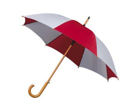 Twee kleuren paraplu Automaat
