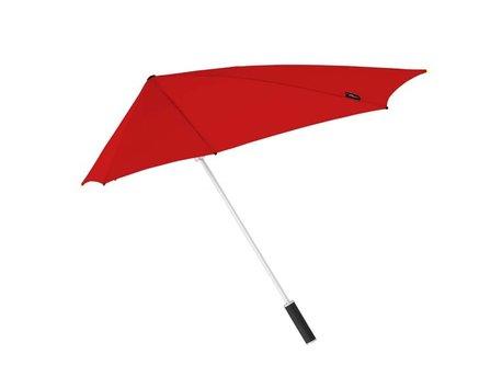 Storm paraplu rood