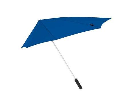 Storm paraplu licht blauw