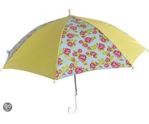Jasmin Rosa Paraplu Geel 75 cm Basil