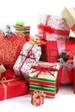 Cadeau-verpakking kan afwijken van foto
