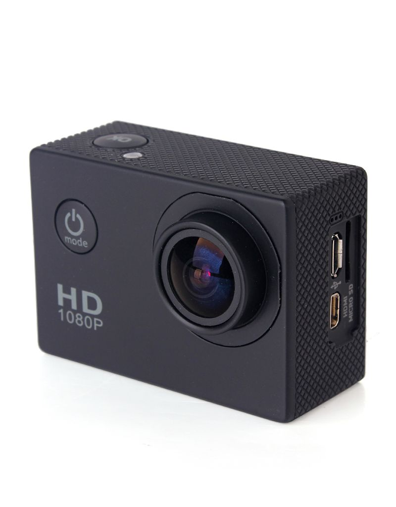 Sports HD Camera Tot 30 meter diepte
