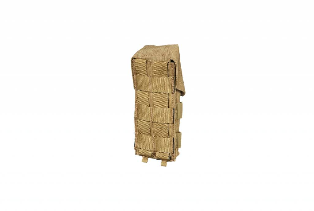 NFM Mag pouch HK417 1mag FL SWT, Coyote Brown