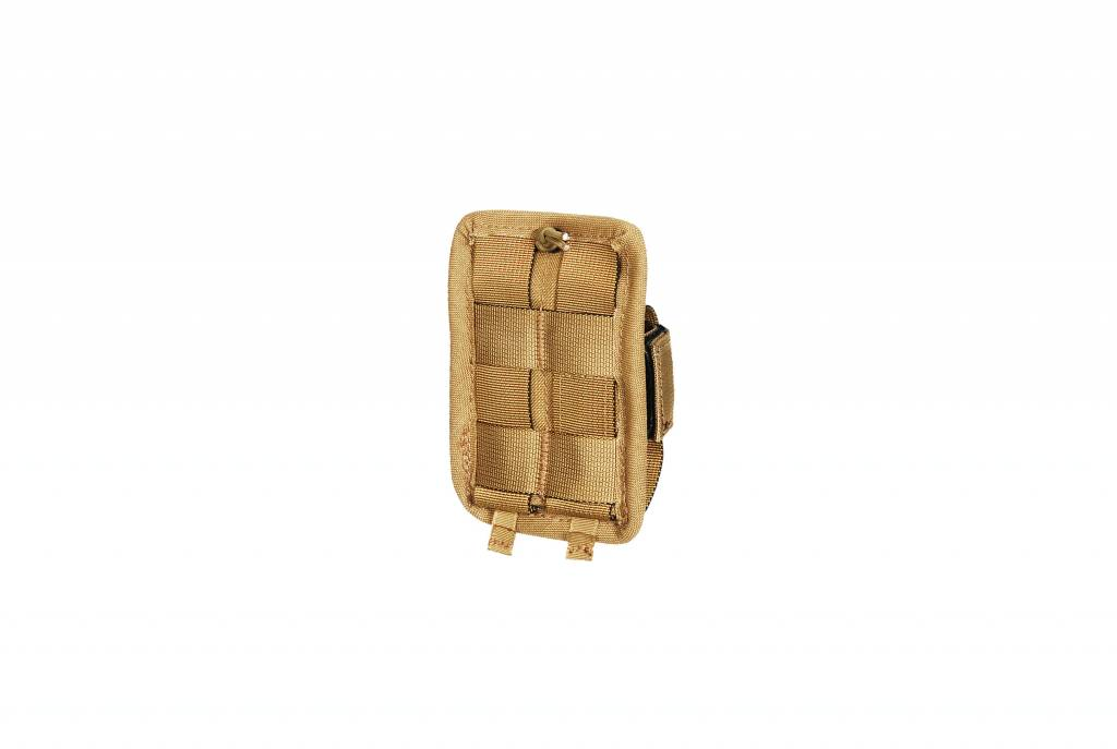 NFM Radio pouch small, Coyote Brown