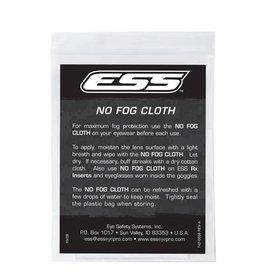 ESS Reusable NO FOG Cloths (25 Pack)