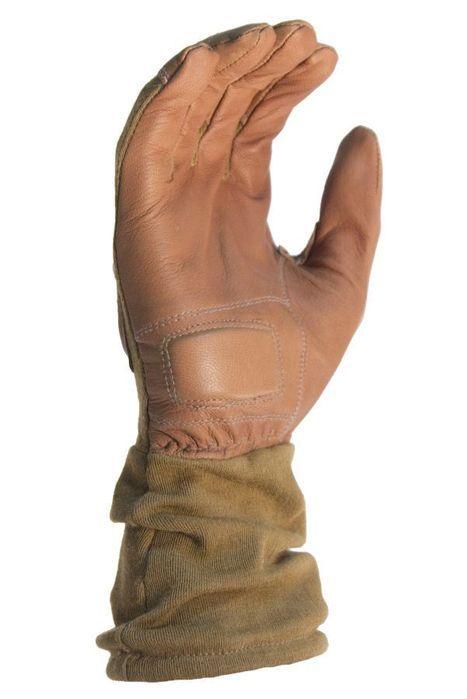 HWI Long Gauntlet Combat Glove, Coyote