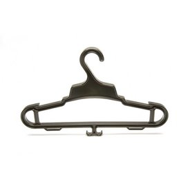 VK Plastics Heavy-Duty Coat Hanger