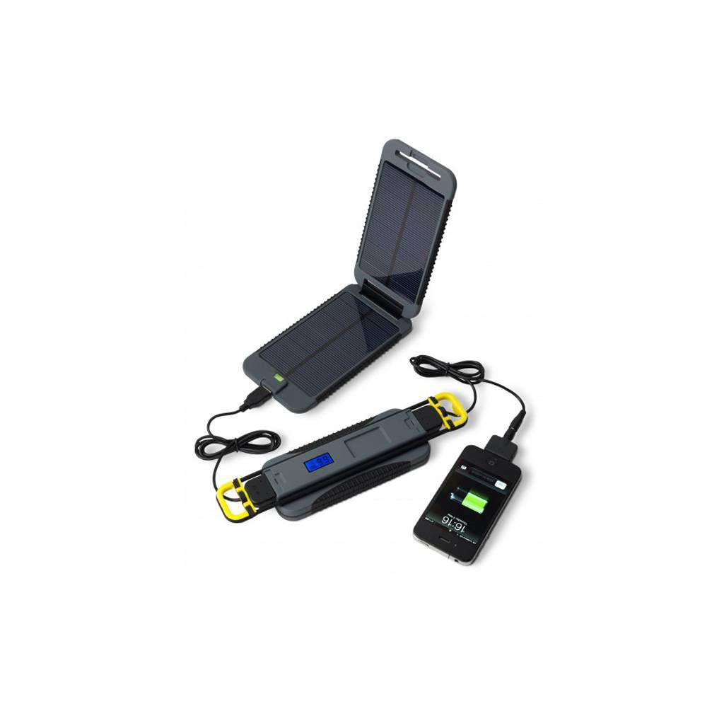 Powertraveller Powermonkey eXtreme Aqua-strap