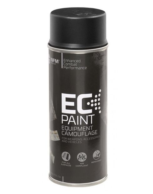 NFM EC Paint - Black