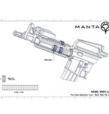 Manta Wire Clips (3-Pack)