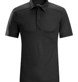 Arc'teryx A2B Polo Shirt, Black