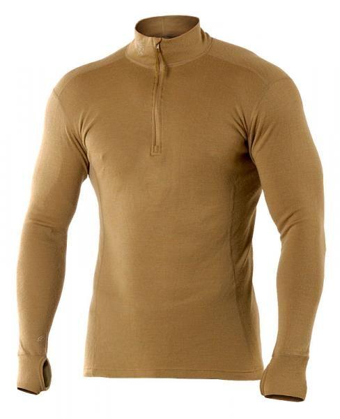 COBBS Shirt LS Zip Nick FR