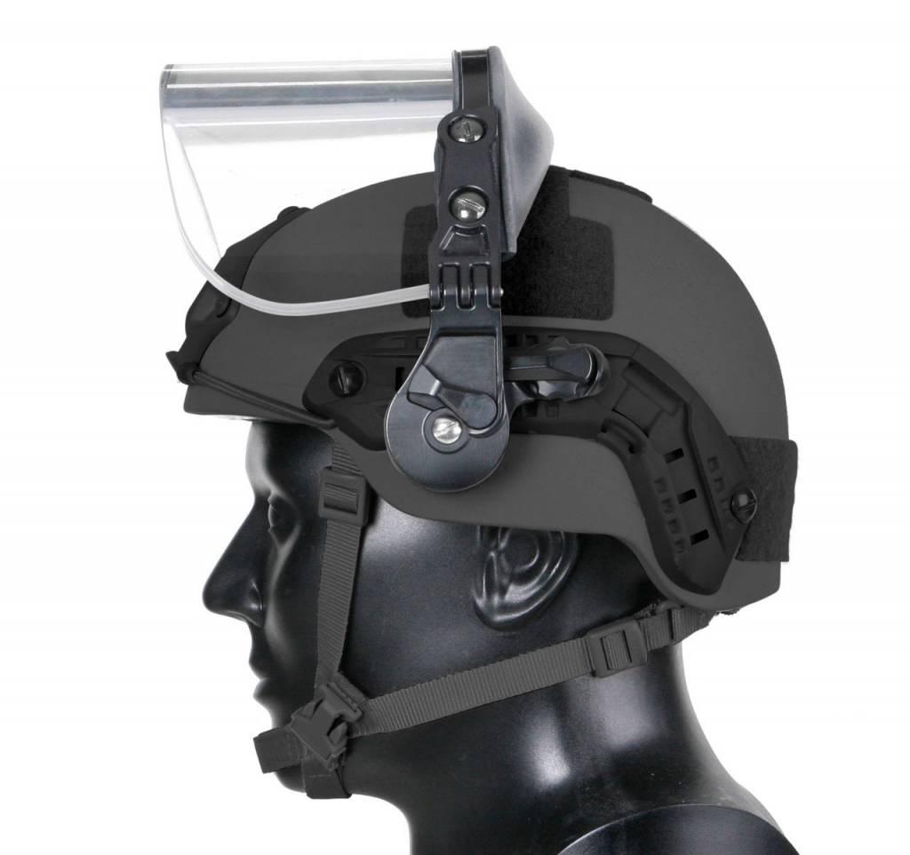 COBBS Ballistic Face Shield, Handgun