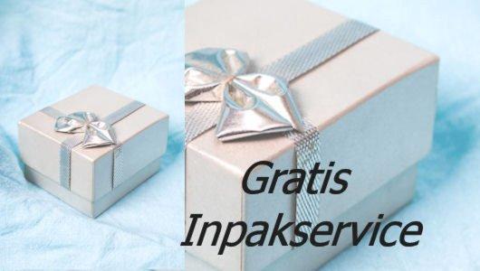 Aanbieding: gratis cadeau inpakken