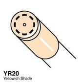 Copic Ciao marker YR20 yellowish shade