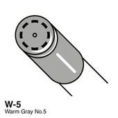 Copic Ciao marker W5 warm gray 5