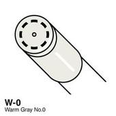 Copic Ciao marker W0 warm gray 0