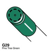 Copic Ciao marker G29 pine tree green