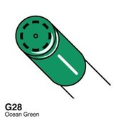 Copic Ciao marker G28 ocean green