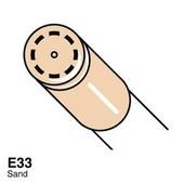 Copic Ciao marker E33 sand