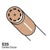 Copic Ciao marker E25 caribe cocoa