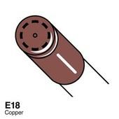 Copic Ciao marker E18 copper