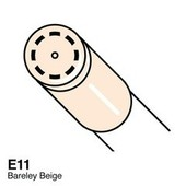 Copic Ciao marker E11 bareley beige