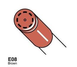 Copic Ciao marker Copic Ciao marker E08 brown