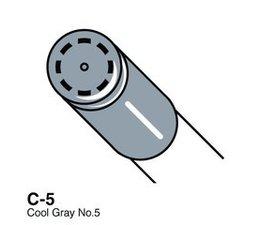 Copic Ciao marker Copic Ciao marker C5 cool gray 5