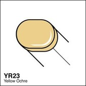 Copic Sketch marker YR23 yellow ochre