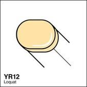 Copic Sketch marker YR12 loquat