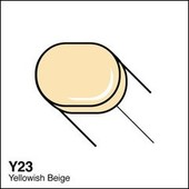 Copic Sketch marker Y23 yellowish beige