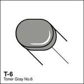 Copic Sketch marker T06 toner gray 6