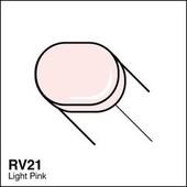 Copic Sketch marker RV21 light pink